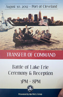 Cover Page of Transfer of Command Brochure