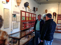 In the Museum During the Cherokee Heritage Festival