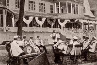 The Hotel Victory Military Band, 1904