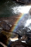 The Rainbow at Rainbow Falls