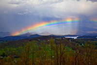 Two More Rainbows on March 24, 2012
