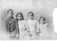The Children of Lewis Hayes and Lillian Allard Hayes